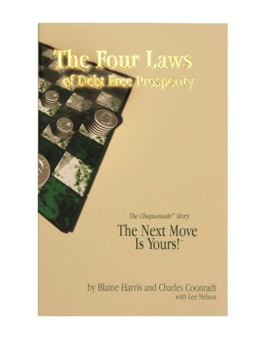 The Four Laws Of Debt Free Prosperity