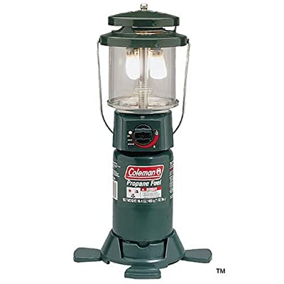 Coleman Deluxe PerfectFlow(TM) Lantern