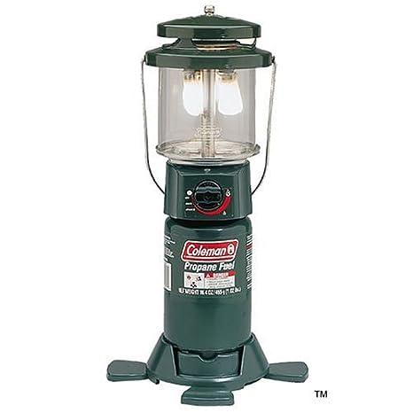 Amazing Coleman Deluxe PerfectFlow Lantern
