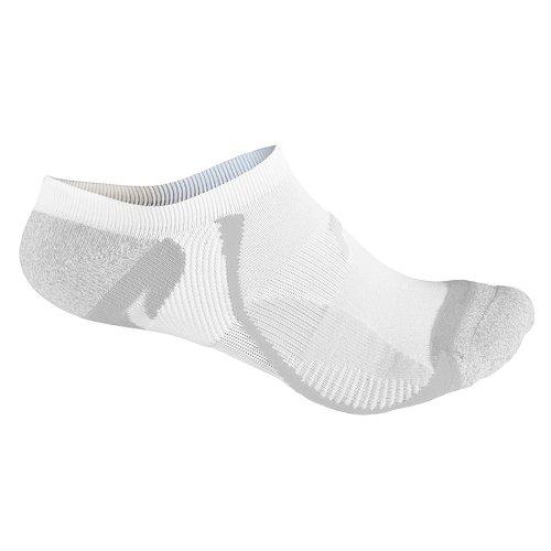 De Femme Chaussettes lite Pour Blanc Course Pied À Courtes Gris F qpt8HUx8