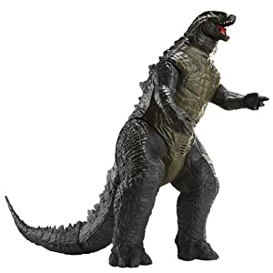 "Godzilla 24"" Big Action Figure - 41NMaeuaSAL - Godzilla 24″ Big Action Figure"