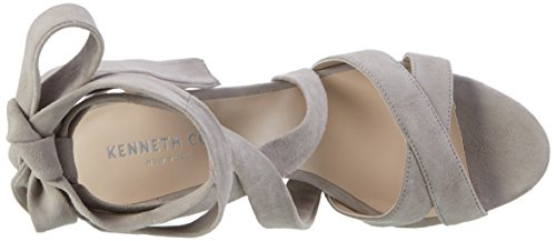 KENNETH COLE Victoria, Atado Al Tobillo para Mujer Gris (Light Grey 050)