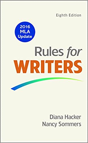 Edition 7th pdf rules writers for