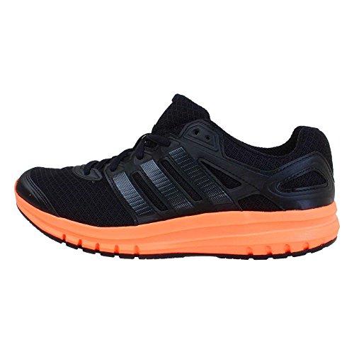 Adidas Women's Duramo 6 W, BLACK/BLACK/GLOORA, 7 US