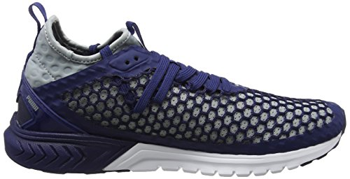 Depths Bleu Ignite Chaussures Outdoor Multisport quarry Puma Homme Dual Netfit blue znwxHqU