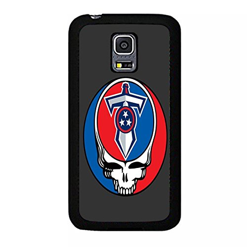 Samsung Galaxy S5 Mini Blue And Red Tennessee Titans Phone Case Cover Titans Skeleton Logo