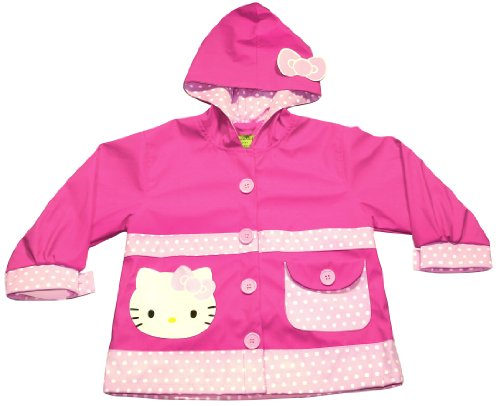 Western Chief Girls 2-6x Hello Kitty Polka Dotted Cutie