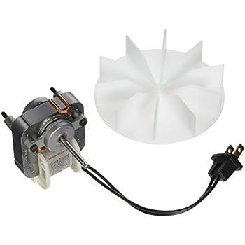 Nutone 26750ser ventilation fan motor built in household for Broan nutone replacement fan motor kits
