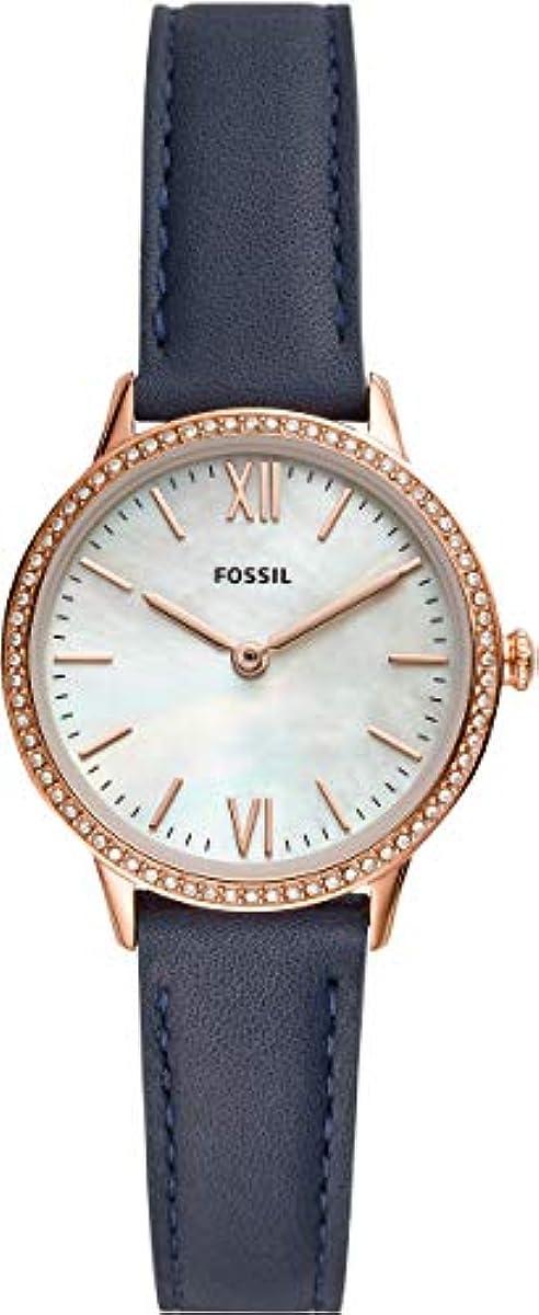 [해외] [파슬(Fossil)] 손목시계 ADDISON FS5569 레이디스 정규 수입품 블루