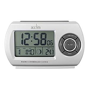 Acctim 71117 Denio - Reloj Despertador con radiocontrol 1