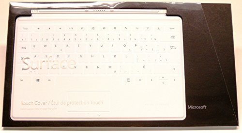 Microsoft Surface Touch Cover English
