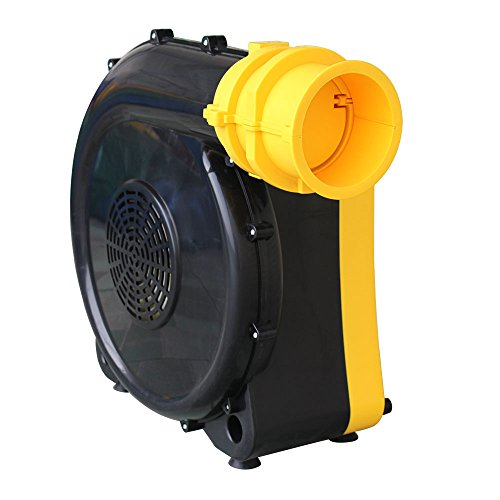 (XPOWER BR-292A 3 HP Indoor/Outdoor Inflatable Blower Fan for Bounce Houses, Jumpers, Castles)