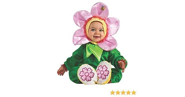 Desconocido Disfraz de flor para bebé: Amazon.es: Juguetes y juegos