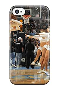 good case Durable Protector case cover With Oklahoma City Thunder Basketball Nba Cheerleader Hot Design For LsoBVZPCVUo Iphone 5s