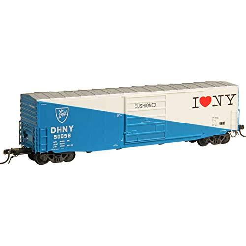 Kadee #6379 Delaware & Hudson NY #50058 50' PS1 Boxcar 10 Ft. : HO - Scale Hudson Ho
