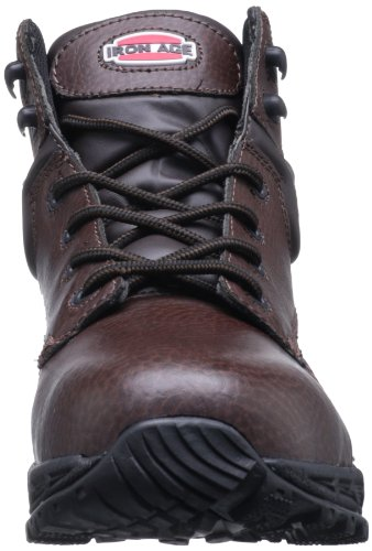 amp; Brown Men's Ground Shoe Construction Age Finish Industrial Ia5100 Iron qYRxPR