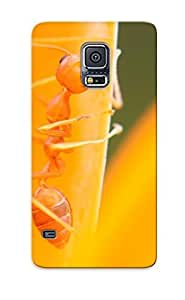 Durable Ant Back Case/cover For Galaxy S5