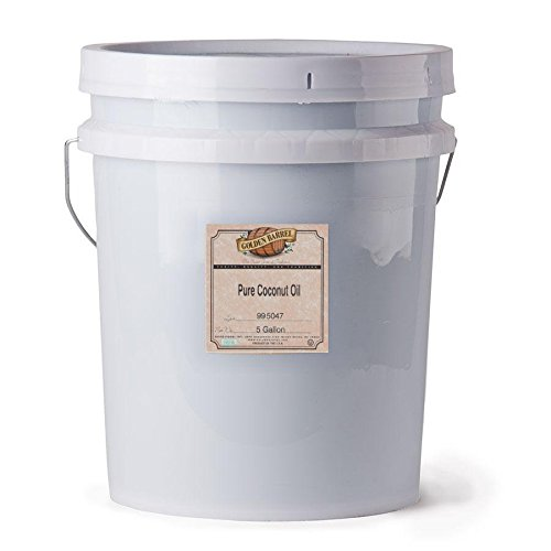 Golden Barrel Coconut Gallon Pail