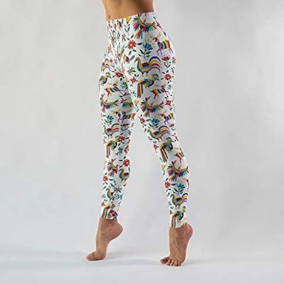 Amazon.com: Beixixi Pantalones de yoga gruesos de cintura ...