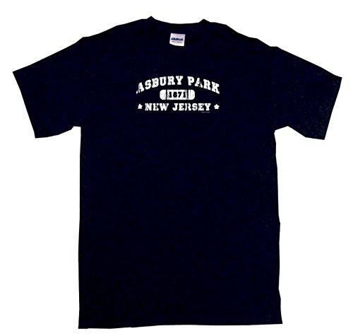 Asbury Park New Jersey Women's Regular Fit Tee Shirt - Attire Jersey Shore