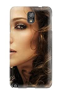 High-quality Durable Protection Case For Galaxy Note 3(women Face)