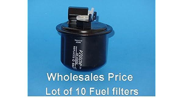 Premium Fuel Filter for Honda Civic 1988-1991 w// 1.5L Engine