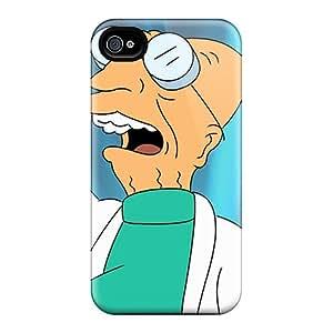 LauraFuchs Iphone 6 Shock Absorbent Hard Phone Cases Custom Beautiful Futurama Pattern [fIw16584hXNp]