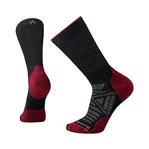 Smartwool PhD Outdoor Light Crew Socks – Men's Wool Performance Sock