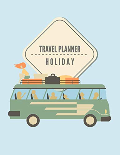 Travel Planner: Holiday Record For Family Vacation