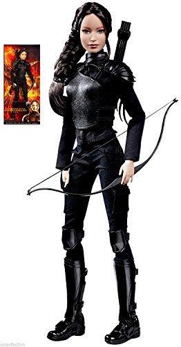 Barbie Collector Black Label The Hunger Games Mockingjay Part 2 Katniss NIP 2015