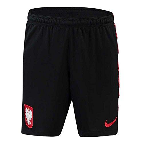 Nike 2018-2019 Poland Dry Squad Training Shorts (Black)
