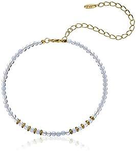 Amazon Com Ettika Still Surprise You Opal And Gold Plated