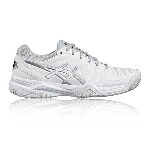 White 11 Asics Femme De Chaussures Gel challenger Tennis wn0nxZfS