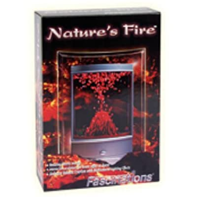 Fascinations Nature's Fire Interactive Sculpture: Toys & Games