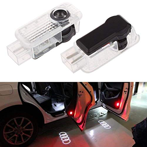 Excellent Car Door LED Logo Projector Ghost Shadow Lights -2pcs