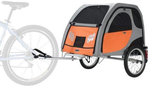 PetEgo Comfort Wagon Dog Bike Trailer-Medium- 34″L x 18″W x 22″H