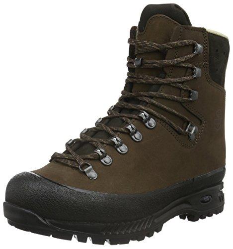Hanwag Yukon - Zapatillas de senderismo Hombre Marrón (Erde)