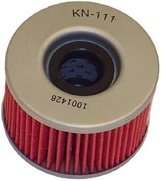 K/&N KN-111 Honda Powersports High Performance Oil Filter