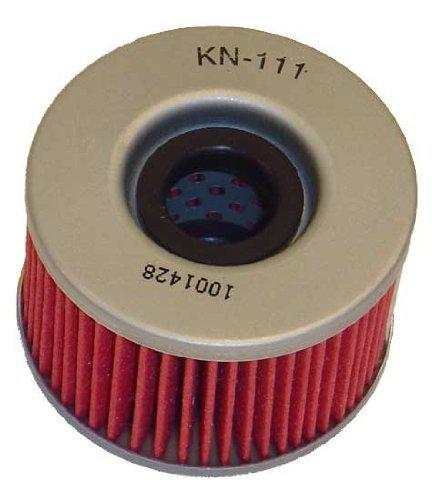 K&N Oil Filter KN-111 for Hon CB150 RSA 80-84/Superdream 81-85/CB400 SC SG 78-84