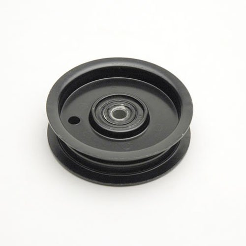 MTD 756-0627D Replacement Flat Idler Pulley 3.50-Inch Diameter