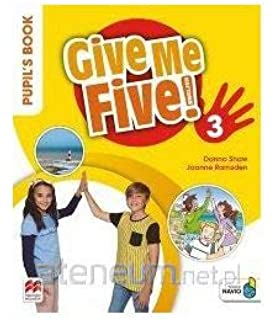 Give Me Five! Level 3 Pupils Book Pack