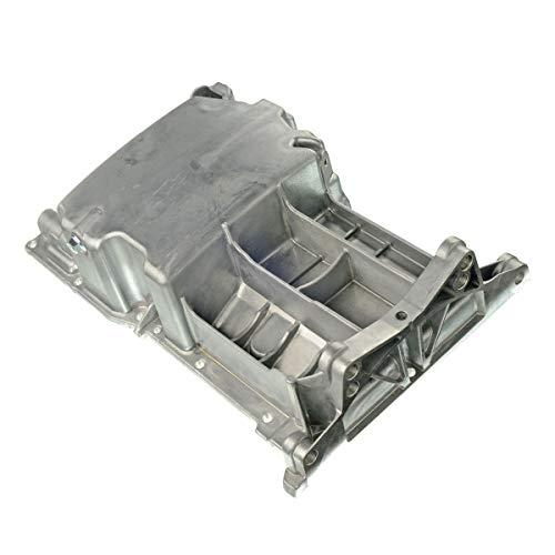 A-Premium Engine Oil Pan for Chevrolet Cobalt 05-10 Malibu 05-14 HHR 06-11 Pontiac G6 Solstice Saturn Aura Ion Sky Vue Buick LaCrosse Regal Verano