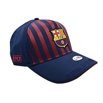 Gorra Senior FC. Barcelona 2018-2019 - Producto Licenciado - Talla L/XL Adulto Regulable - Poliéster 100%: Amazon.es: Deportes y aire libre