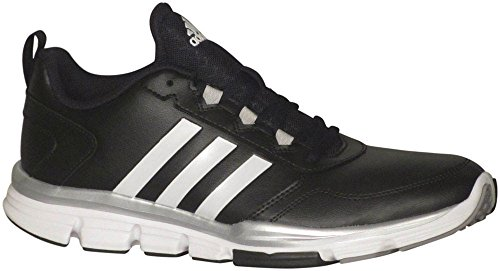 Scarpa Da Running Adidas Speed Trainer 2 Sl Mens Nero-argento Met-bianco