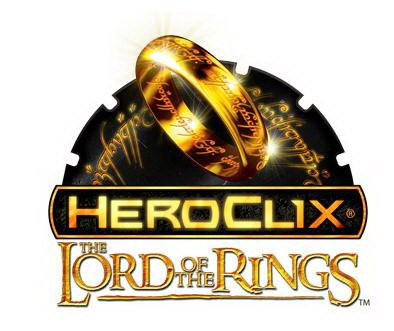 Heroclix Miniature (Lord of the Rings Fellowship of the Ring HeroClix Gravity Feed Box [24)