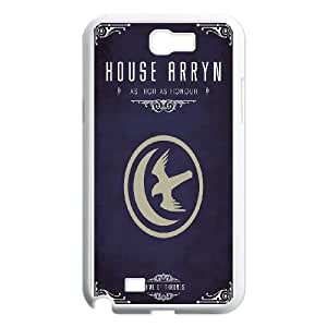 Samsung Galaxy N2 7100 Cell Phone Case White Game Of Thrones House Arryn ISU358573