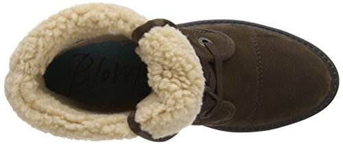 Farina Botas Brown Dark Blowfish Shr Mujer gawxxTq