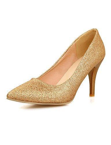 ShangYi Chaussures de mariage - Vert / Rouge / Argent / Or - Mariage / Bureau & Travail / Soirée & Evénement / Habillé - Talons - Talons -Homme / , 3in-3 3/4in-red
