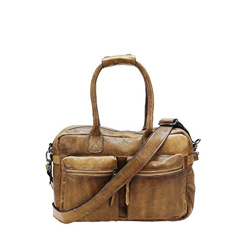 BURKELY WESTERN BAG MID SIZE SAND