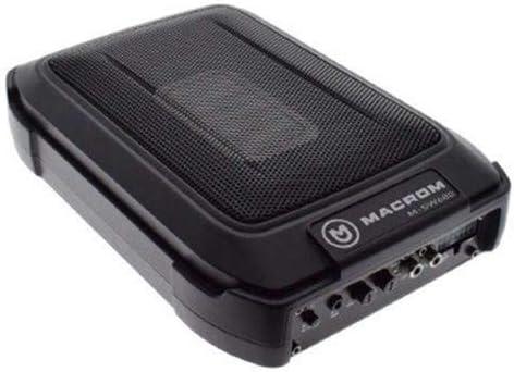 Subwoofer amplificado de caja registradora 6x8